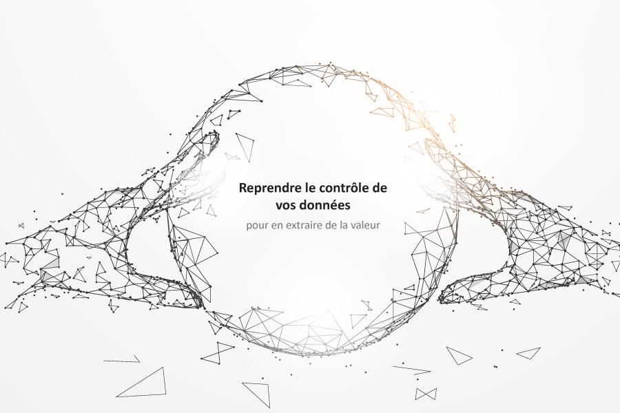 Globa entre mains - Reprendre le contrôle de vos données