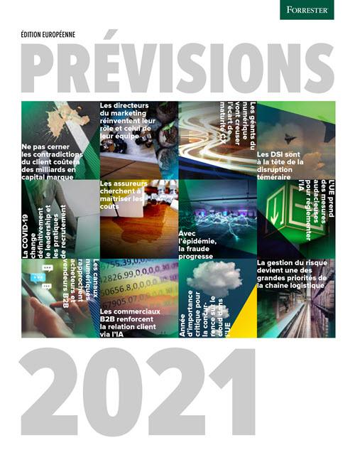 Prévisions Forrester 2021