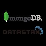 Mongo DB & Datastax logo